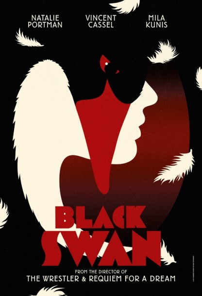 'Black Swan' starring Natalie Portman and Vincent Cassel, Featuring Music by Kavsrave