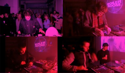 Numbers x Boiler Room Featuring Mixes by Jamie xx, Deadboy, Mosca, Goodhand & Nelson