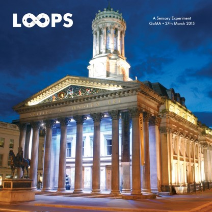 Fri 27 Mar 2015: LOOPS: A Sensory Experiment at GoMA