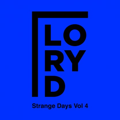 Lory D Strange Days Volume Vol 4 Numbers